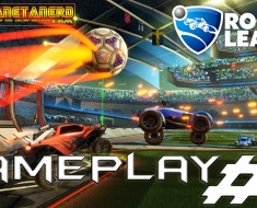 Rocket League gameplay 1