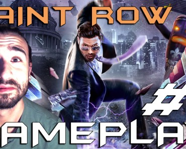 SAINT ROW  gameplay 1